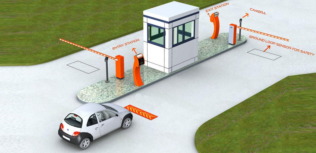 Car Park Barrier Systems